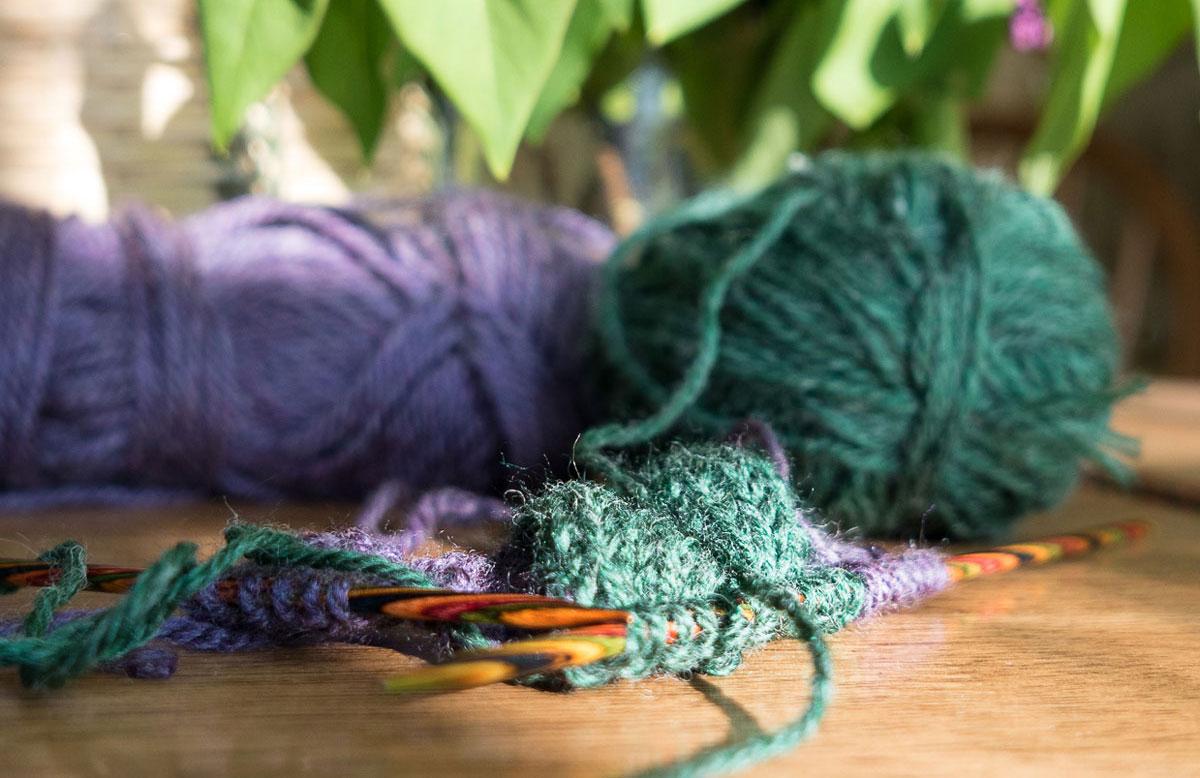 lilacsandknitting