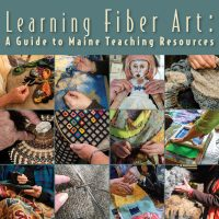 Learning Fiber Art